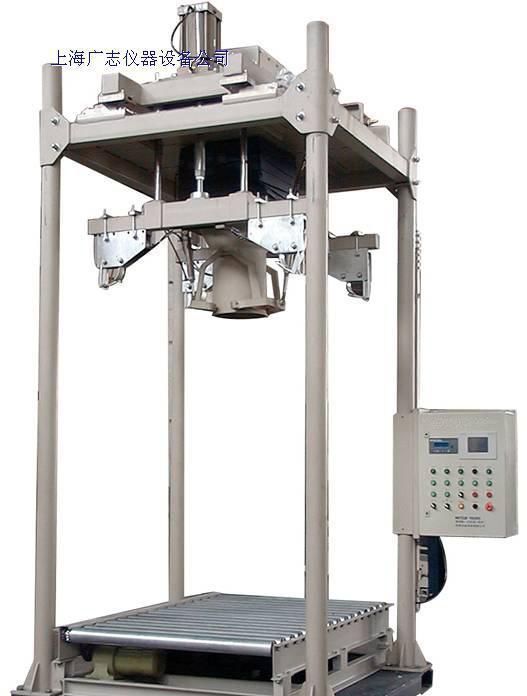 简易粉体吨袋淀粉包装机