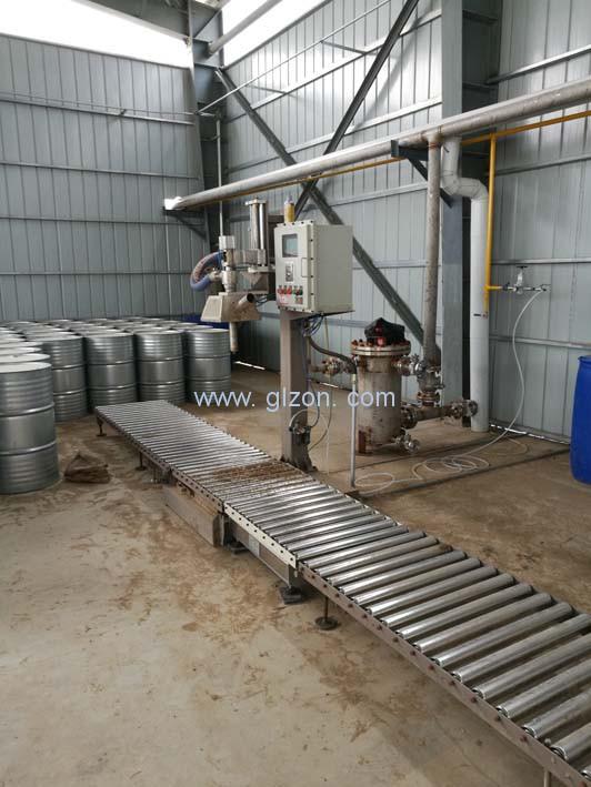 提高相关设备性能的定量液体灌装设备